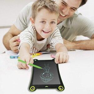 Image 3 - NEWYES Tableta Digital portátil, placa de análisis, 8,5 pulgadas, LCD, electrónica, de escritura, Digital, de dibujo, para regalo para niños