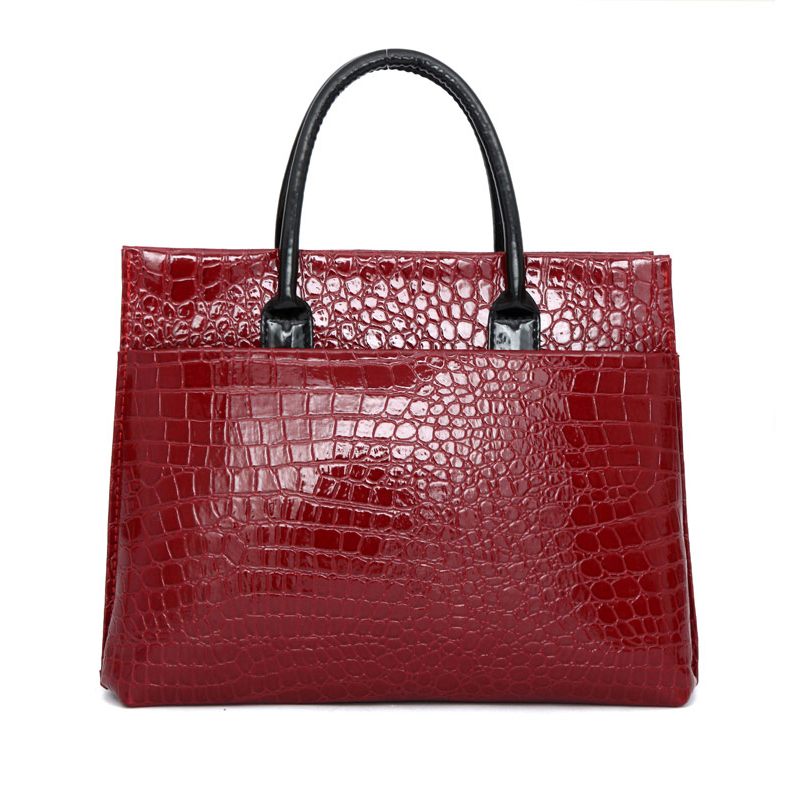 sacolas mulheres marcas famosas crocodile Tipo de Bolsa : Sacolas de Viagem