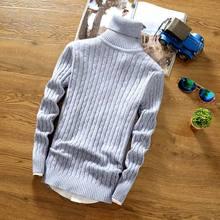 Männlichen winter pullover Kaschmir strick pullover warm rollkragen pullover 2016 neue produkte verkaufen wie heiße kuchen pullover standard