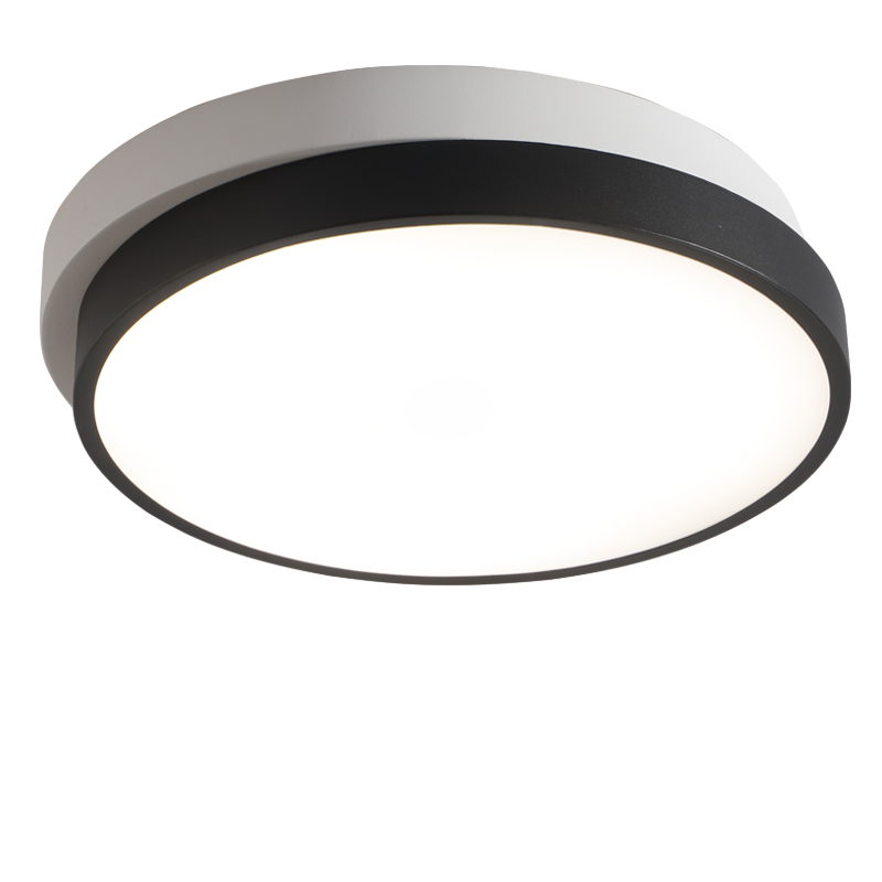 Modern office lighting design simple modern Ceiling Lights design personality LED dimming living room Ceiling lamps ZA modern led ceiling lights black white square office light with dimming remote home lighting for living room dining ceiling lamps