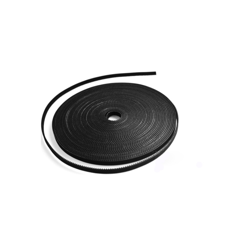 Anet 3d Printer Parts 3pcs/lot 1.7m 6mm Width GT2 Timing Belt Fiber Reinforced Rubber Tension Belt For Reprap Prusa I3 A8 A6 E12