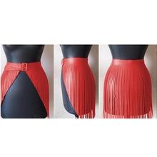 8078dac7 Wyprzedaż leather fringe belt Galeria - Kupuj w niskich cenach ...