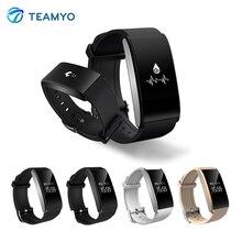 Teamyo A58 Smart Band артериального давления часы крови кислородом Беспроводные устройства браслет монитор сердечного ритма cardiaco Фитнес трекер
