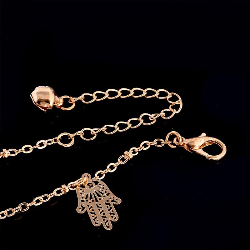 HTB1aWVvLpXXXXcRXVXXq6xXFXXXi Golden Foot Chain Jewelry Spirituality Ankle Bracelet For Women - 5 Styles