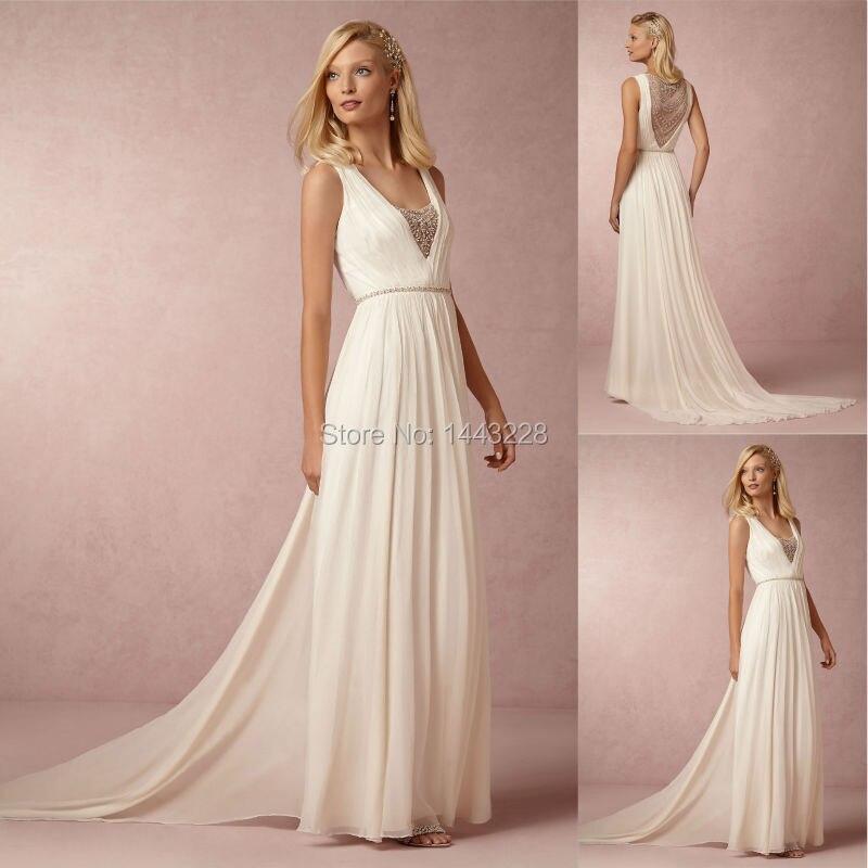 Eccezionale Abito stile antica grecia flores - Fashion touch italy DX74