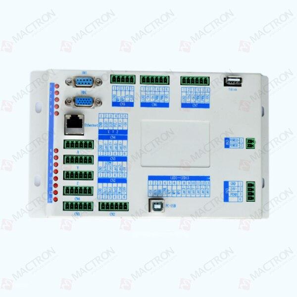 6036f543b2728 Ruida RDC6332G Controlador DSP Controlador de Laser Laser de Co2 Mainboard,  Placa de Controlador DSP do laser