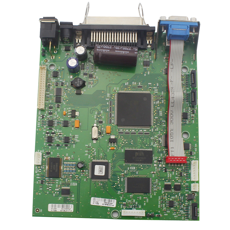 HOW-MARK Mainboard Motherboard for Zebra GK420T Thermal Printer USB/Parallel/Serial