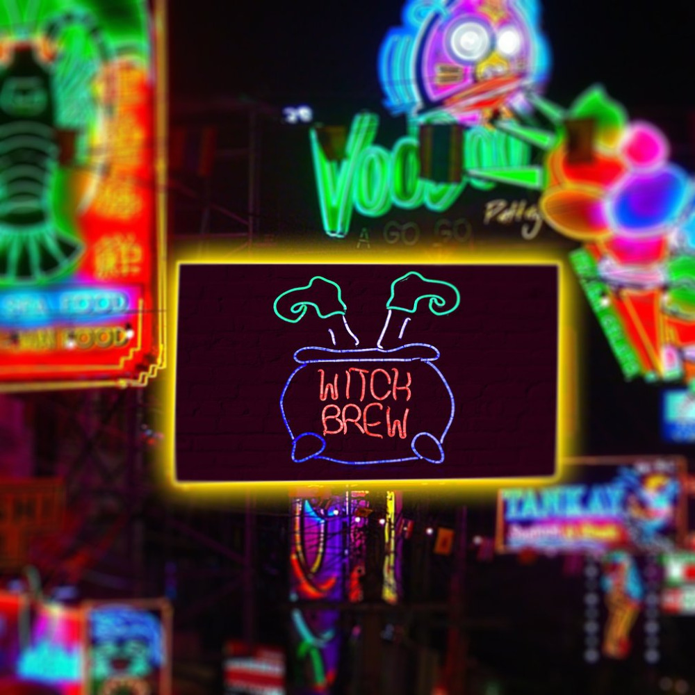 LED Neon Sign Light Plate Witch Legs Shape Design Night Lamp Wall Light for Coffee Bar Mural Crafts Neon Sign Room Home custom neon signs neon bulbs neon light sign for home beer bar pub game room handcrafted real glass tube custom size custom logo