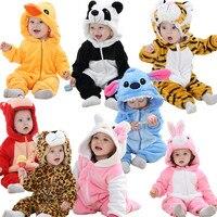 โปรโมชั่นราคาถูกสาวเด็กทารกR Ompersสัตว์ออกแบบตลกนัวเนียUnisexทารกโปโลสำหรับ