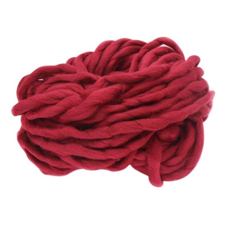 Voluminosos brazo tejer lana Roving manta de punto Hilados de lana ...