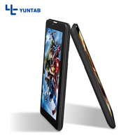 Hot Sale Yuntab 7inch E706 Android Tablet PC Quad Core Cortex A7 With Dual Camera Support