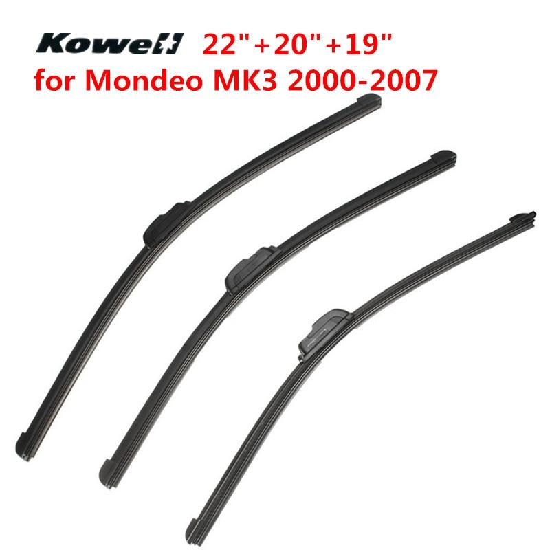 1x Rear Windshield Wiper Blade Great Nice For Ford Fiesta Mk7 Focus Mk3 Mondeo