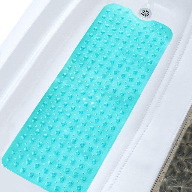 PVC di Grandi Dimensioni Vasca Da Bagno Antiscivolo Tappetini Da Bagno con Vento