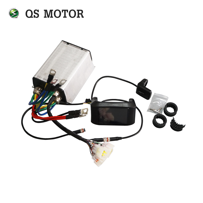 Hot Sale Kelly KLS7230S Motor Controller With TFT Display Speedometer For QS 3000w Motor