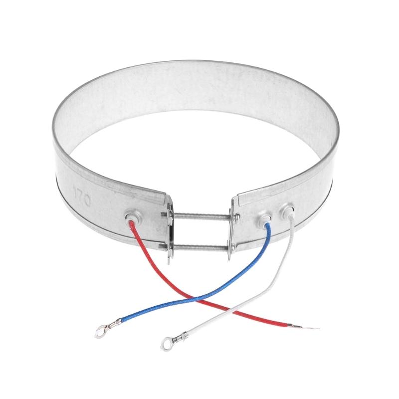 MEXI 170mm Dünne Band Heizung Element 220V 750W Für Elektrische Haushalts Geräte Neue