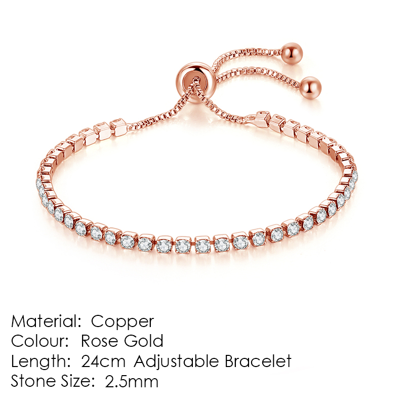 RoseGold Clear H113