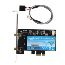 BT4.0 BCM94360CS2 802.11AC Dual Band Wifi PCI-Express PCI-E 867 Mbps Adaptador de Tarjeta # R179T # envío de La Gota