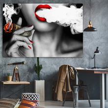 цена AAHH Quote and Poster Woman with Money Print Wall Oil Painting Picture Print on Canvas no Frame Idea Creative Home Decoration онлайн в 2017 году