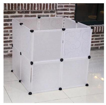 plastic pet fence the dog cat enclosure of the fence pet supplies6 tablets