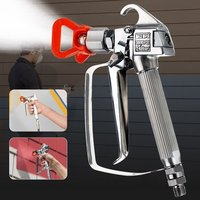 Professional Airless Paint Spray Gun Airbrush 3600PSI High Pressure No Gas Sprayer Spraying Painting Hine For Titan Wagner