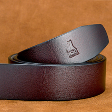 Men's High Quality Genuine Leather Belt
