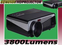 Newest led projector Full HD 3800 lumens Android 4.2 Native LCD Digital Smart 3D Proyector