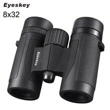 Eyekey jumelles pour la chasse, jumelles compacts, multicolore, télescope avec prisme Bak4, jumelles de Camping, produits de chasse, 8x32