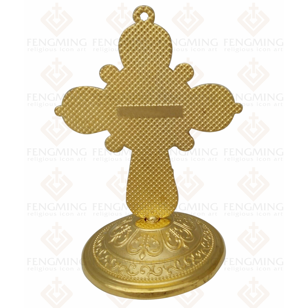 2017 new catholic crosses and crucifix jesus metal crafts 2017 new catholic crosses and crucifix jesus metal crafts religious cross symbols greek orthodox icon christian baptism gift in figurines miniatures from biocorpaavc Image collections