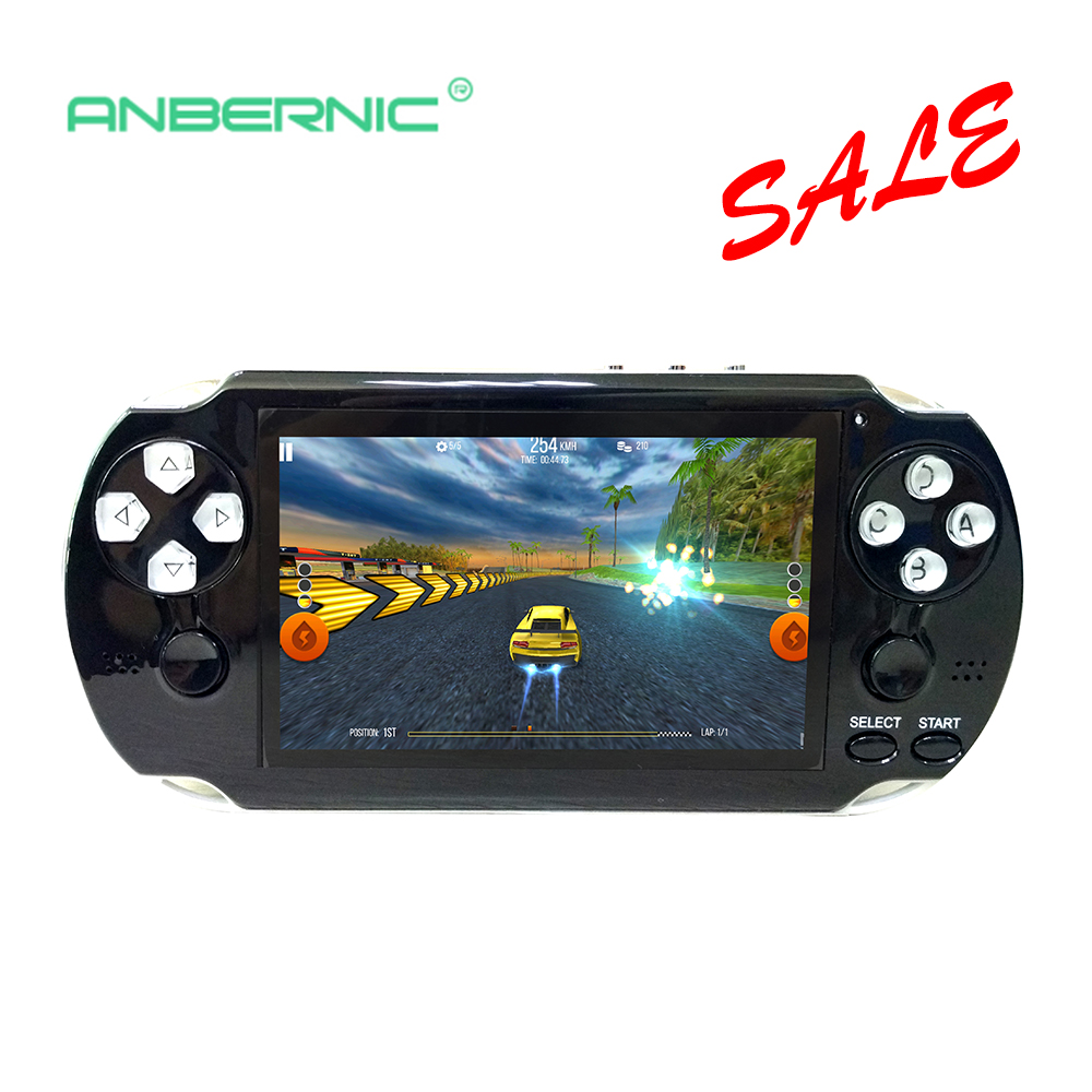 Retro Game Handheld Video Game Console Consolas De Video Juego 3000 Video Games 64 Bit ldk Game Console Portatil PAP GAMETA II