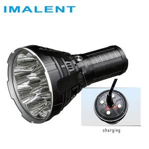 Image 3 - IMALENT R90C  Led Flashlight CREE XHP35 HI LED 20000 Lumens 1679 Meters Torch Flash light with Battery for Outdoor Search