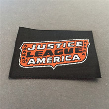 Factory Price Customized Clothing Soft Woven Labels