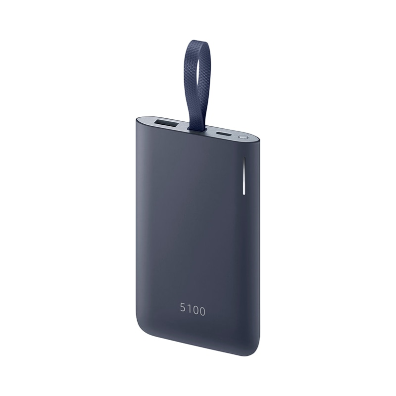 Power bank Samsung EB-PG950 5100 mAh (EB-PG950CNRGRU) аккумулятор samsung power bank 5100 mah grey sam eb pg950csrgru
