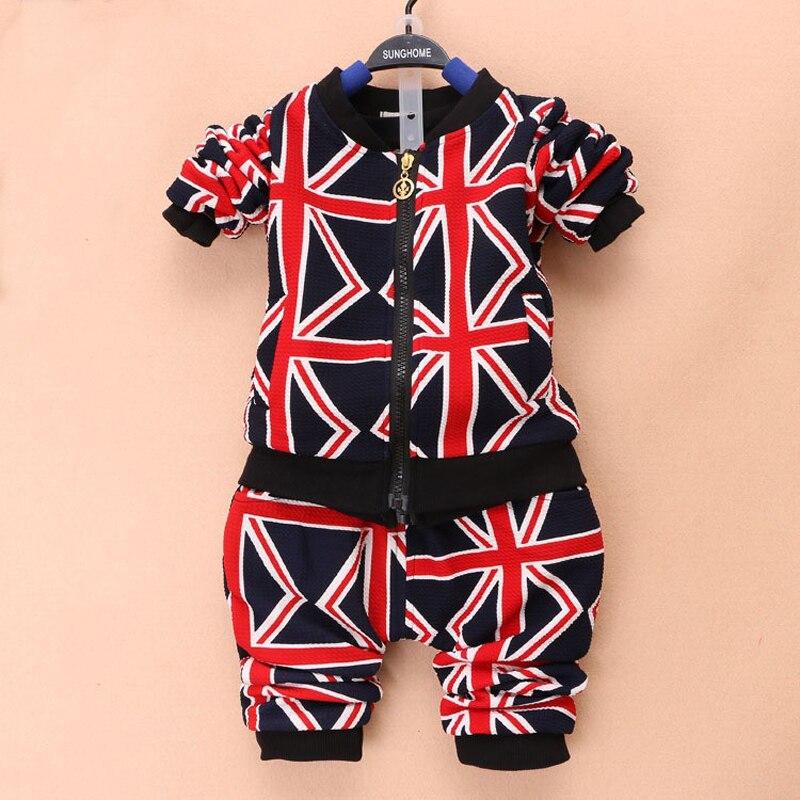 2015 بهار و پاییز 1-3 سال لباس کودک مجموعه - لباس کودکان