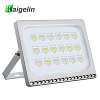 [2 pcs/lot] Kaigelin 100W Floodlight 7000LM Waterproof LED Flood Light Outdoor LED Street Light Projector Garden Lighting