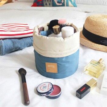 Nützliche Frau Kosmetik Tasche Kosmetikerin Benötigt Make-Up Tasche Schönheit Fall Toiletry Tasche Reise Veranstalter Fall für Koffer Pouch