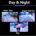 Интеллектуальная динамическая траектория треков Автомобильная камера заднего вида HD Автомобильная камера заднего вида Автомобильная Вод...