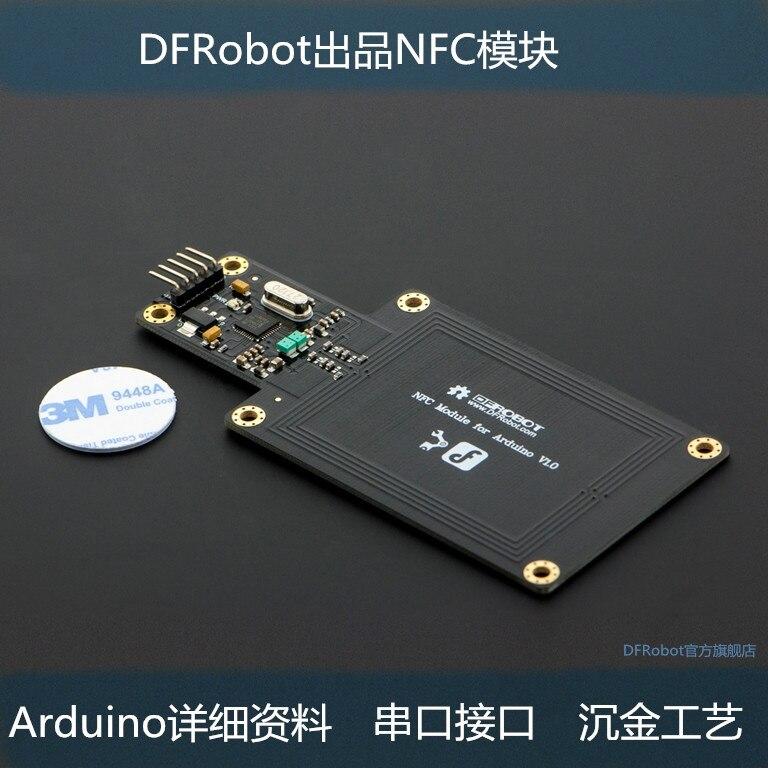 NFC RFID Development Board PN532 Module pn532 nfc rfid shield module breakout board development board expansion board silver