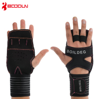 Boodun Gloves Men Body Building Dumbbell Fitness AntiSlip Weight Lifting Sports Strong Gym Women Training Gloves