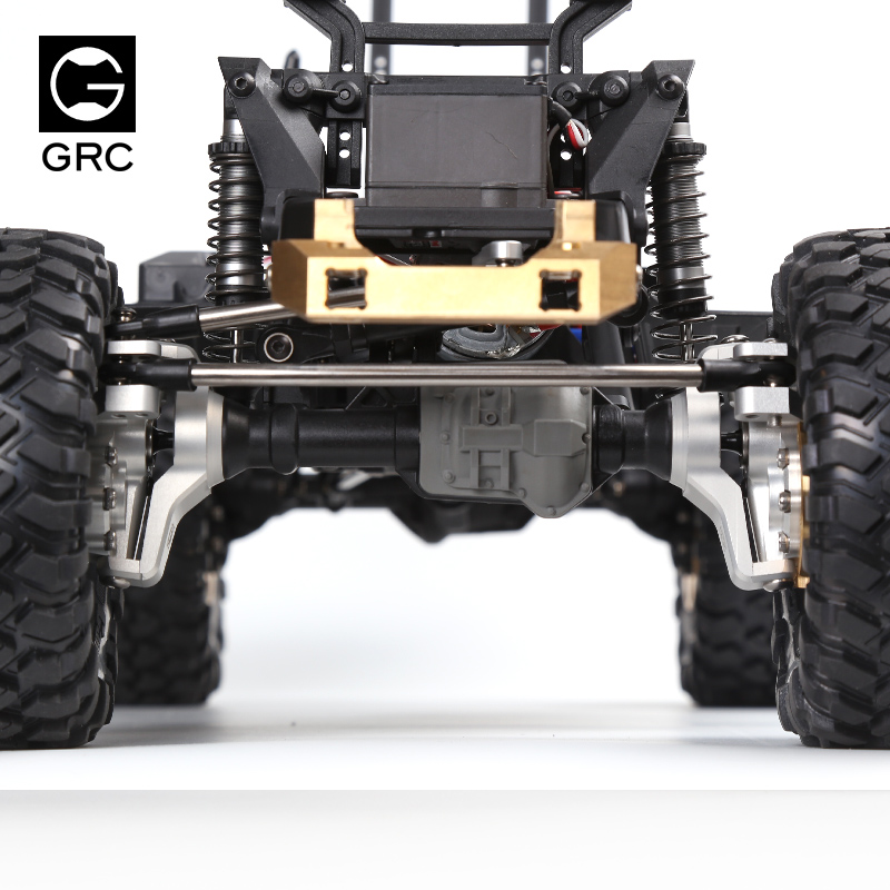 Aluminum Front C Seat Hub Carrier for 1/10 Traxxas TRX4 crawler car цена