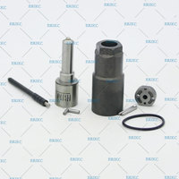 560# ERIKC Injector 095000 5600 Repair Kits Nozzle DLLA145P870 Valve Plate, Pin, Sealing Ring for Mitsubishi L200 4D56 Euro4