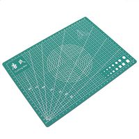 High Quality A4 Pvc Rectangle Grid Lines Self Healing Cutting Mat Tool Fabric Leather Paper Craft