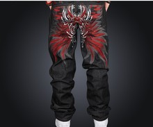 Tide big fat  hip hop, male, non mainstream, men's, men's jeans