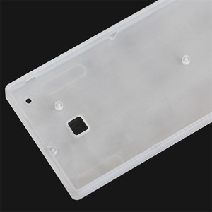 Image 5 - KBDfans new arrival  dz60  case Acrylic CNC Case Milk Case Shell PCB Costar Plate For 60% GH60 Mini Mechanical Keyboard