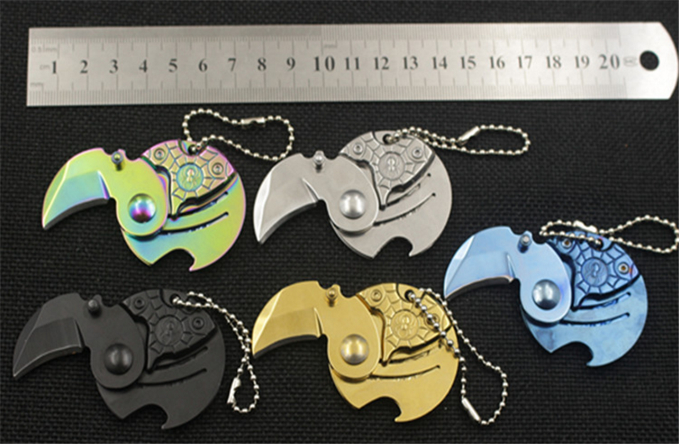 Tool Parts Tc4 Titanium Pocket Knife Clip New Cross Design Knife Button Bag Clip Edc Belt Flashlight K Overcoat Coat Multi Tool Accessories