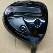 Playwell GTD GT455 плюс титановая головка водителя гольфа деревянный железный клюшка клиновидная