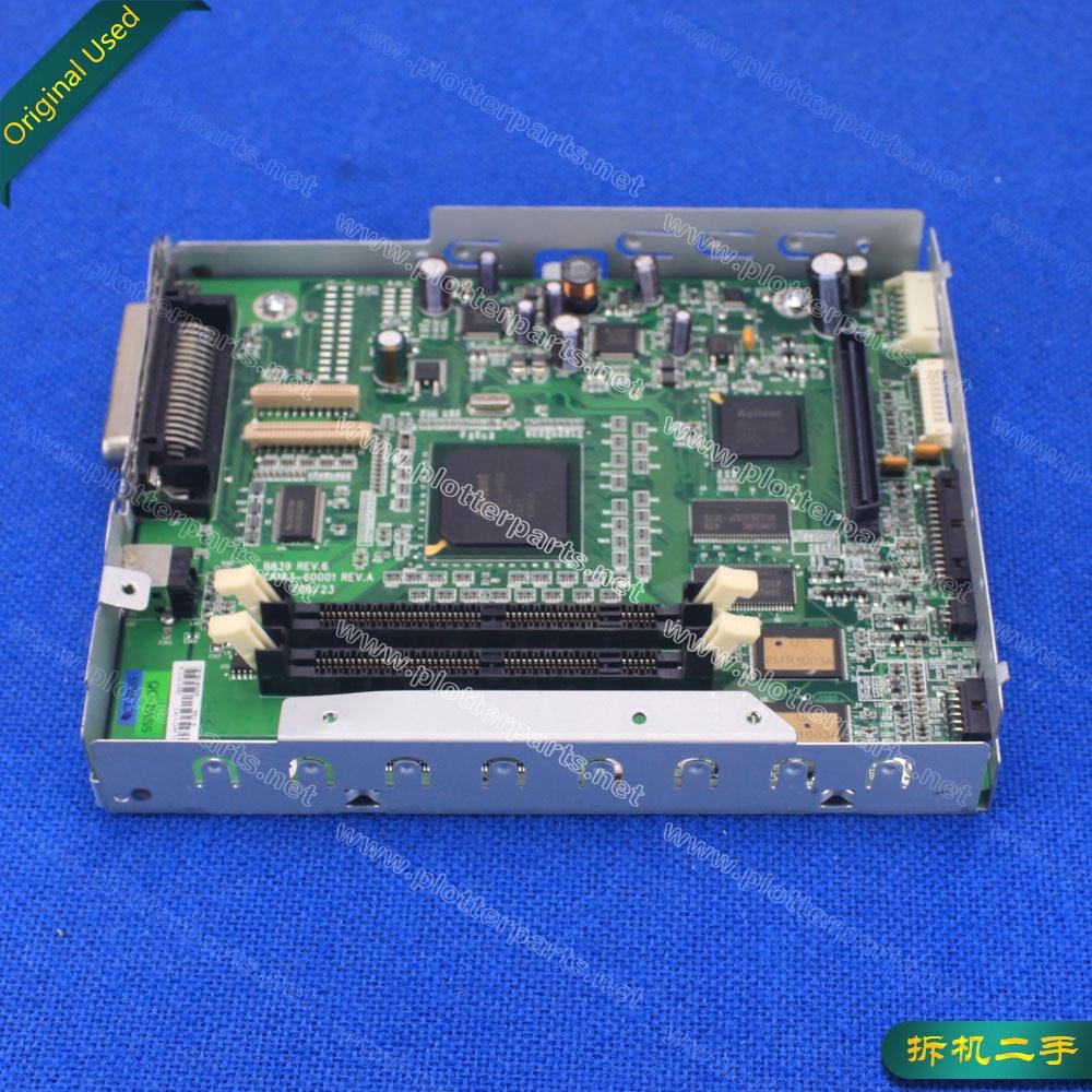 C8174-67074 HP Business InkJet 2800 2800DT PCA logic board plotter part Original Used