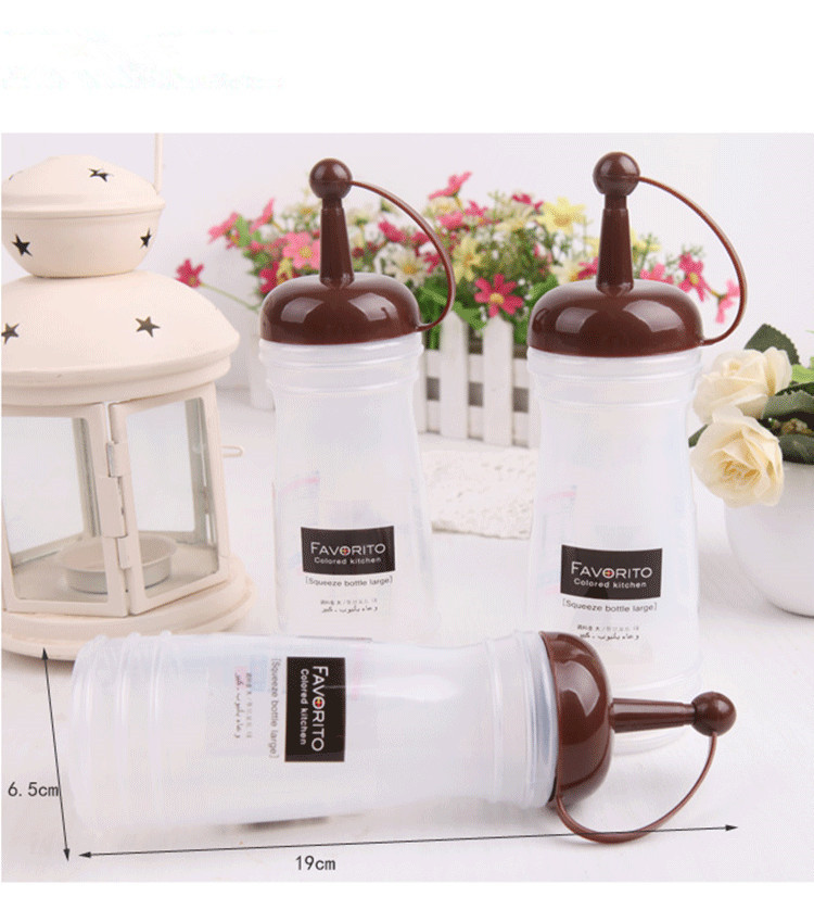 Awesome Us 2 66 11 Off 1Pc Leakproof Sealed Plastic Oil Bottle Vinegar Ketchup Sauce Bottles Cruet Kitchen Jars Ok 0500 In Storage Bottles Jars From Home Download Free Architecture Designs Embacsunscenecom
