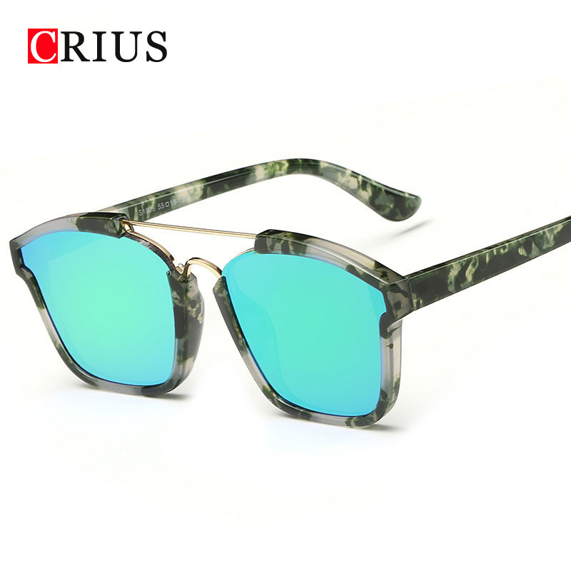 Vintage Big Frame Glasses : 2017 new womens sunglasses women sun glasses Vintage ...