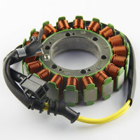 Motorcycle Ignition Magneto Stator Coil for HONDA NT650 Deauville 1998 2005 31120 MBL 611 Motorbike Engine Magneto Stator Coil