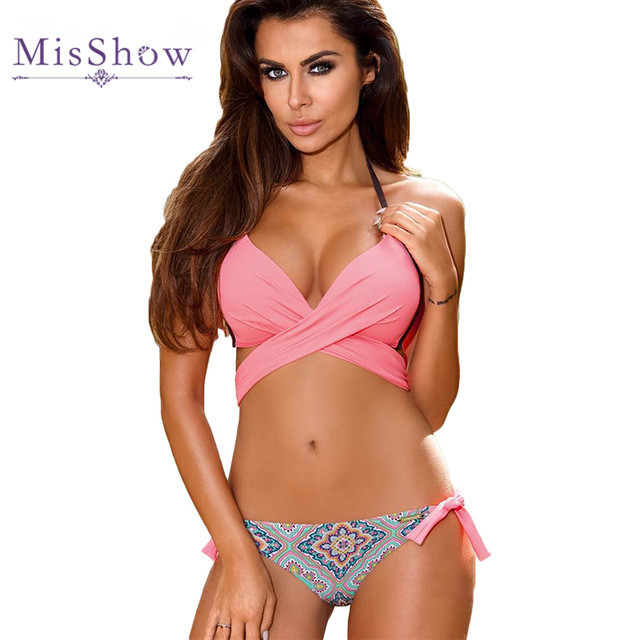 Low Waist Ladies Bikini Set